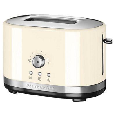KitchenAid 2 Slot Toaster, Almond Cream