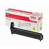 OKI Yellow Image Drum for C8600/C8800 Colour Printers