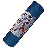 Yoga Mad PilatesMad NBR Pilates Mat Blue