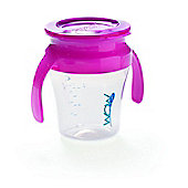 Wow Gear Wow BABY Cup Spill-Free 360° Drinking Cup (Pink)