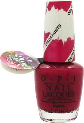 OPI Color Paints Collection Nail Polish 15ml - Pen & Pink