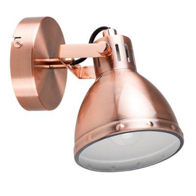 Partishead Adjustable LED Wall Spotlight - 2700K