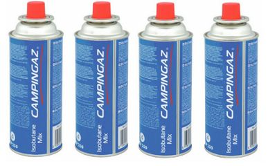 Campingaz Cartridges Pack of 4 CP 250