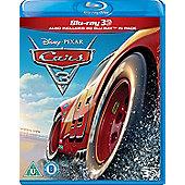 Cars 3 3D Blu-Ray 3Disc