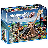 Playmobil 6039 Knights Royal Lion Knights Catapult