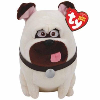 TY Beanie Babies Plush - Secret Life of Pets Movie Soft Toy - Mel