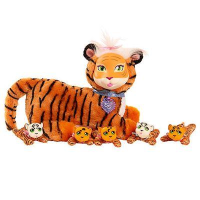 Safari Surprise Amber Tiger and her Cubs