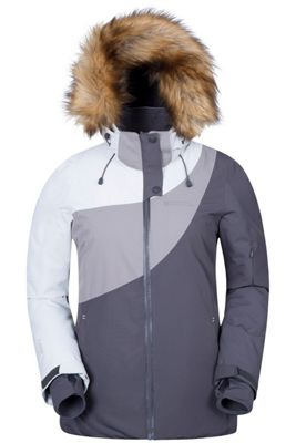 Mountain Warehouse Lelex Womens Ski Jacket ( Size: 8 )