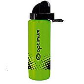 Optimum Aqua Spray One Litre Water Drink Bottle Green / Black