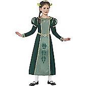 Shrek Princess Fiona Children's Costume - Multi