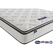 Silentnight Wensley Mattress, Miracoil Luxury Pillow Top