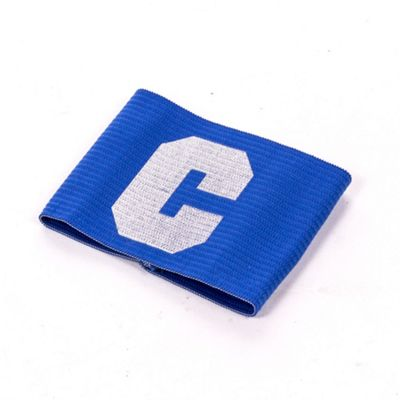 Precision Training Big C Captains Armband Blue, Senior