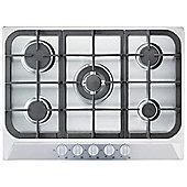 MyAppliances ART28902 70cm Gas Hob in Stainless Steel