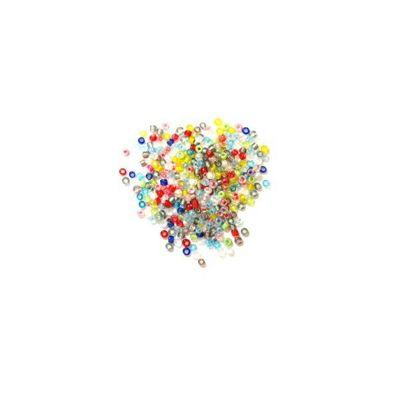 Impex Rocailles Multicoloured 8 Grams