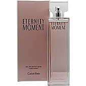 Calvin Klein Eternity Moment Eau de Parfum (EDP) 100ml Spray For Women