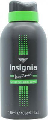 Dana Insignia Instinct Deodorant Body Spray 150ml For Men