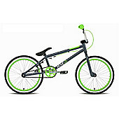 "Rooster XR6 Kids 20"" Wheel Freestyle BMX Bike Gyro Grey/Green"
