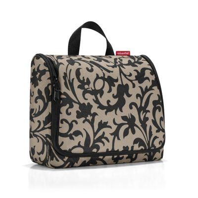 Reisenthel Toiletbag, Wash Bag, Cosmetic Bag in Baroque Taupe WO7027