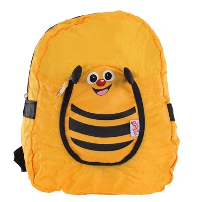 Cazbi Bee Foldable Backpack