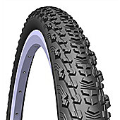 Mitas Scylla MTB & Cross Country Tyre, 26 x 2,10 (54-559), black