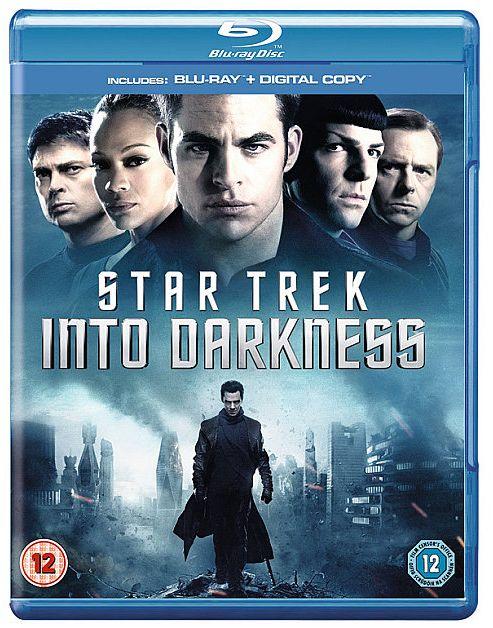 Star Trek Into Darkness Blu-ray