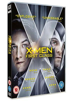 X-Men - First Class (DVD)