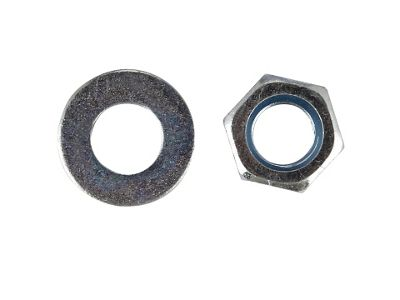 Basic 015136 Hex Nuts & Washers M12 X5