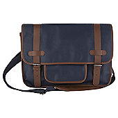 Tesco Satchel Baby Changing Bag, Navy