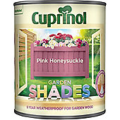 Cuprinol Garden Shades - Pink Honeysuckle - 1 Litre
