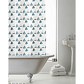 Country Club Shower Curtain Sails 180 x 180cm