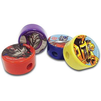 Transformers Party Pencil Sharpeners