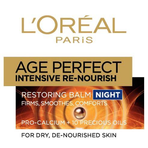 L'Oréal Age Perfect Re-Nourish Night Balm 50ml