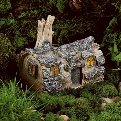 Lightware Solar Powered Fairy House