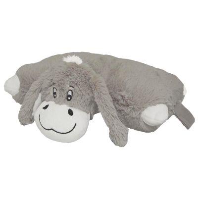 Cozy Time Pillow Pal Donkey
