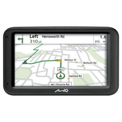 Mio M613 Ltm 5 Uk Lifetime Maps