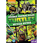 Teenage Mutant Ninja Turtles: Season 2, Volume 1