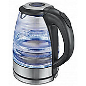 TEAM Beehive Stainless Steel 1.7L Jug Kettle - Silver