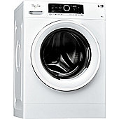Whirlpool FSCR80410 1400rpm 8Kg Washing Machine, White