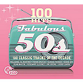 100 Hits - Fabulous 50s