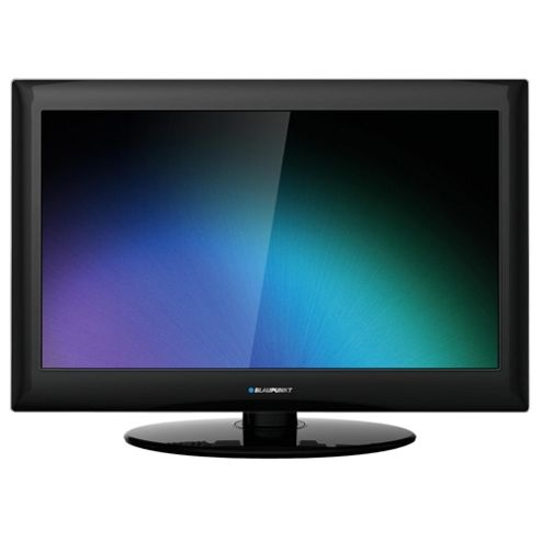 Blaupunkt 185/55G 19 Inch HD Ready 720p LED TV / DVD Combi With Freeview
