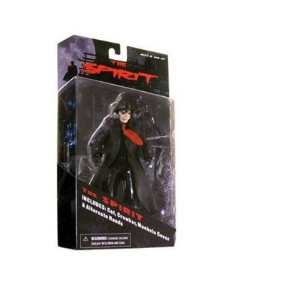 The Spirit 7 Inch Action Figure - Action Figures
