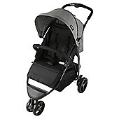 Red Kite Push Me Metro Stroller, Grey