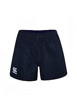 Canterbury Junior Professional Polyester Shorts 2016 - Navy - Navy