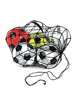 Precision Training 12 Ball Bag Carry Net - Black
