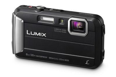 Panasonic DMC-FT30 Digital Camera Black