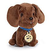 Little Tikes Just Born Puppy- Chocolate Lab