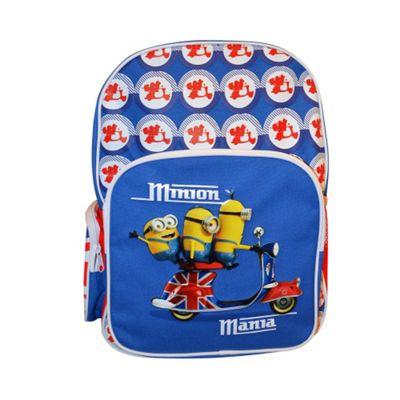 Character Minions Movie 'Minion Mania' Teen Backpack