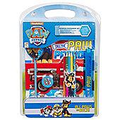 Paw patrol bumper stationery set