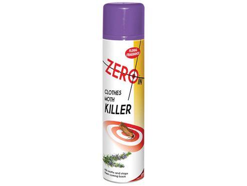 STV Zero In Clothes Moth Killer 300ml