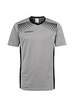 Uhlsport Goal Gk Shirt Short Sleeve - Grey